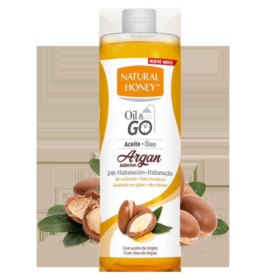 Oil&go! Elixir de Argán