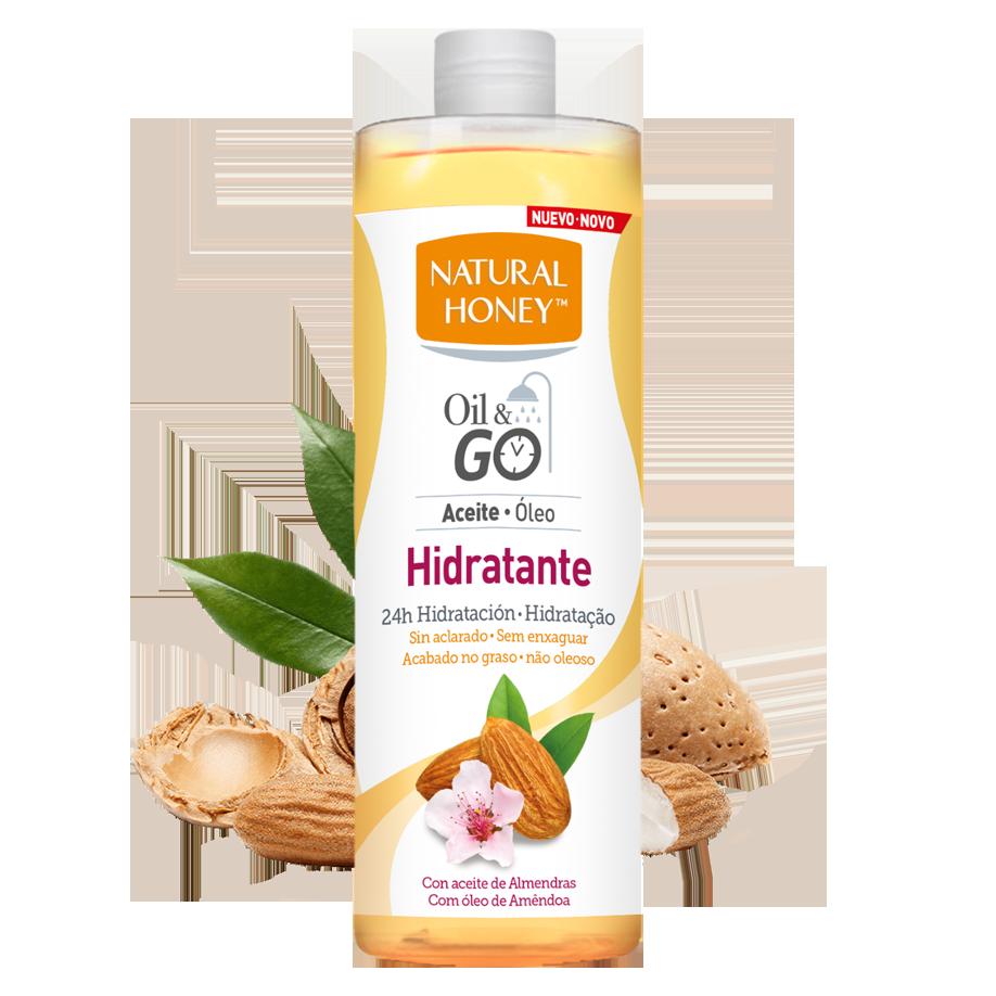 Oil&go! Hidratante