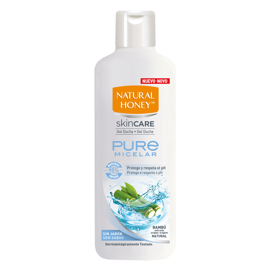 Nueva formula micelar sin jabón